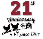 21st Trading Anniversary