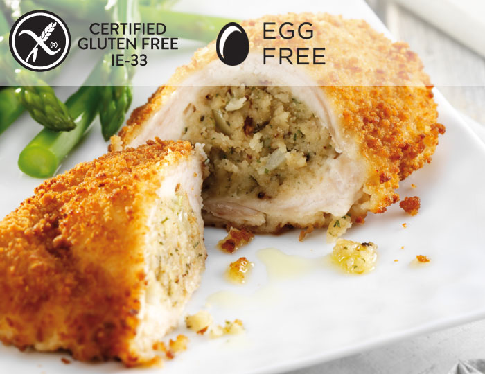 Farmhouse Stuffing Chicken Kiev
