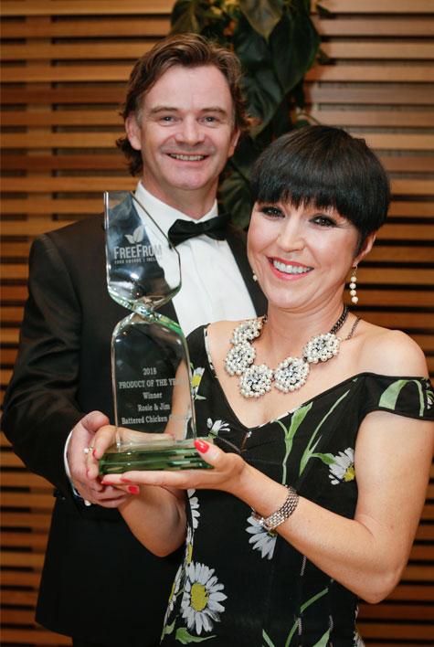 Rosie & Jim FFFA Award
