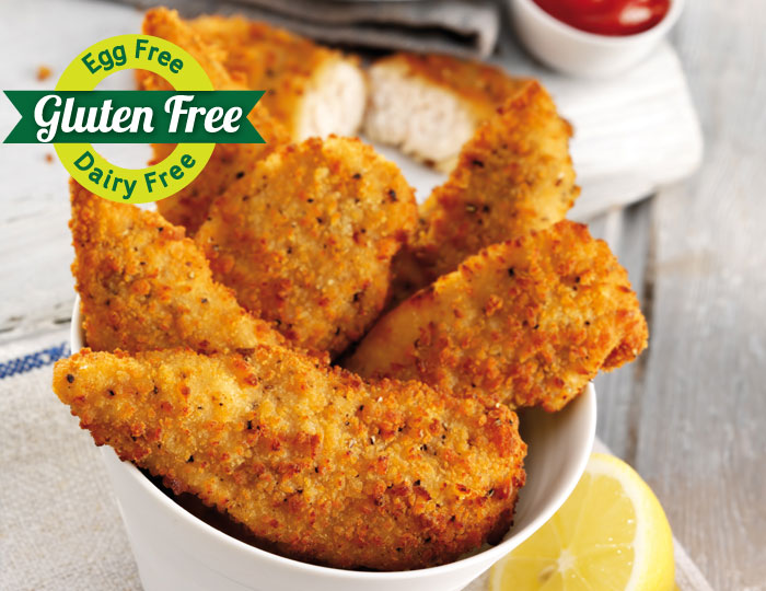 Rosie and Jim Southern Fried Chicken Goujons