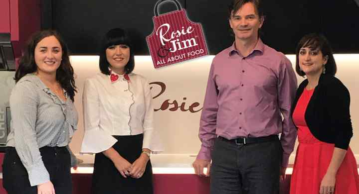 Rosie and Jim Chef Network