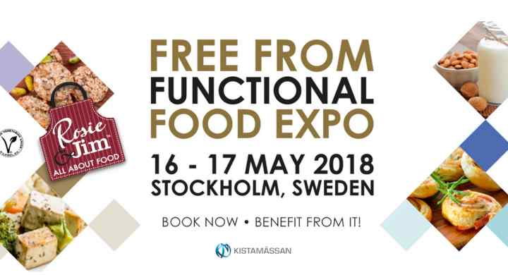Free From Functional Food Ingredients Expo