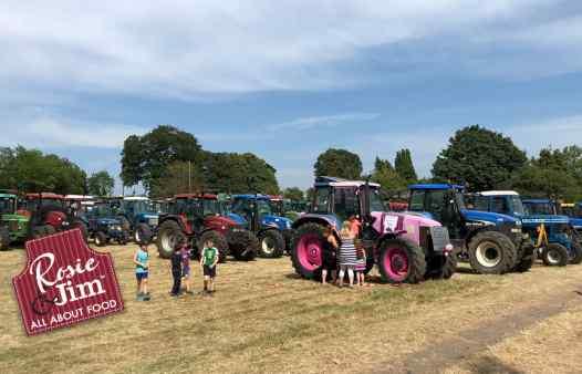Tractor Run 2018